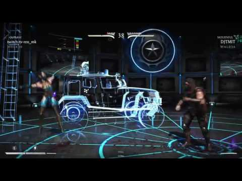 REO (Erron Black - Outlaw) VS MIT (Kitana - Mournful) Online Set (видео)