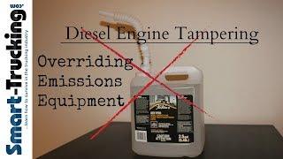 Video Diesel Engine Tampering - Overriding New Trucks Emissions Controls Dilemma MP3, 3GP, MP4, WEBM, AVI, FLV Juni 2019