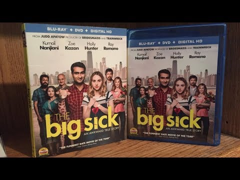 The Big Sick Blu-ray Unboxing & Review