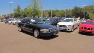Autoline's 2011 Mercury Grand Marquis LS Walk Around Review Test Drive