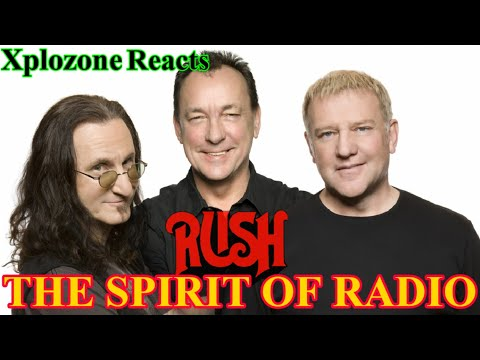 KID REACTS TO RUSH - THE SPIRIT OF RADIO (From Snakes And Arrows)