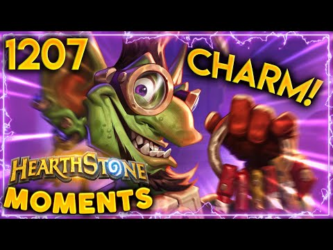 THIRD Time's The CHARM! Or Is It...? | Hearthstone Daily Moments Ep.1207