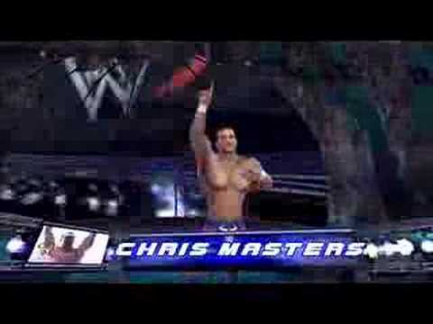 WWE Smackdown vs. RAW 2008 featuring ECW - Chris Masters