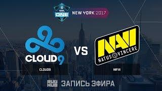 C9 vs Na'Vi, game 1