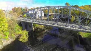 Bracebridge (ON) Canada  City pictures : Bracebridge Falls Ontario Canada