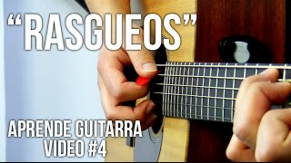 Download Lagu Rasgueos para guitarra, Principiantes | Aprende guitarra #4 Mp3