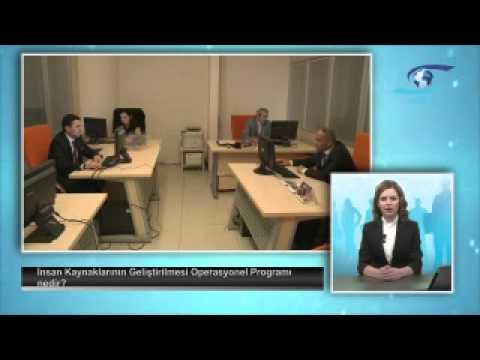 İnsan Kaynaklarının Geliştirilmesi Operasyonel Programı nedir 2