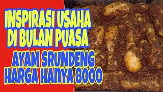 Video AYAM SRUNDENG LARIS MANIS // INSPIRASI BULAN PUASA MP3, 3GP, MP4, WEBM, AVI, FLV Mei 2019
