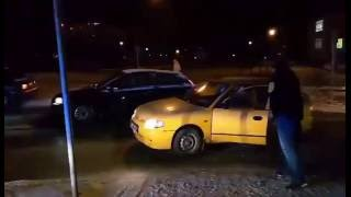 Lublin. Policja – Zaraz państwu pozabieram prawa jazdy.