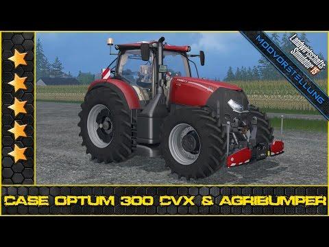Agribumper for Optum 300cvx v1.1