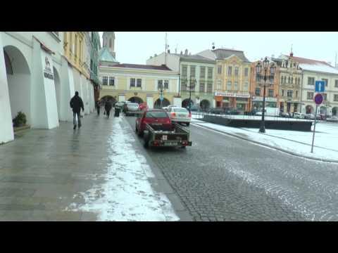 TVS: Kroměříž - Senioři budou mít svůj taxík