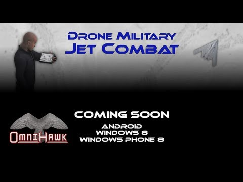 Video of Drone Military