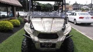 3. 2011 KAWASAKI TERYX 750 FI 4X4 LE CAMO Limited Edition Camo for sale in Glassboro, NJ