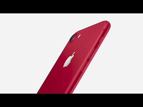 Apple announcements video recap: Red <b>iPhone 7</b>, $329 iPad, Nike bands, and more