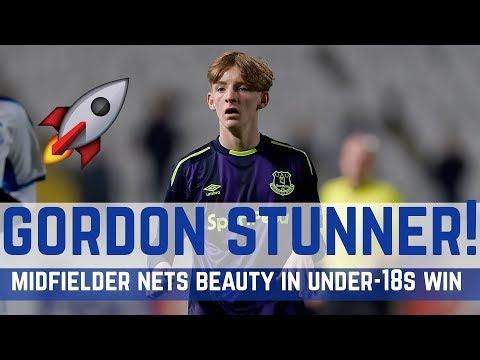 Video: ANTHONY GORDON BAGS STUNNER IN UNDER-18S WIN!