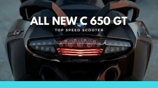 3. 2019 BMW C 650 GT Sport Review | Release Date