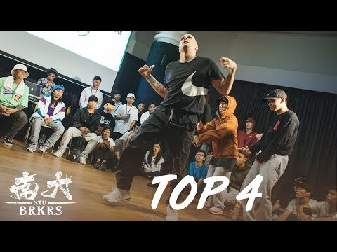 Sweatshop vs Band of Brothers | Top4 | NTU Bboy Jam '18 X *SCAPE