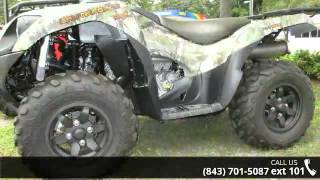 10. 2015 Kawasaki Brute Force 750 4x4i EPS CAMO  - Charleston...