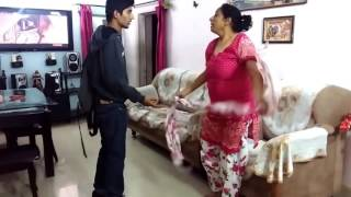download lagu download musik download mp3 Indian Mother reaction when son caught with drugs.  Prank Gone Wrong