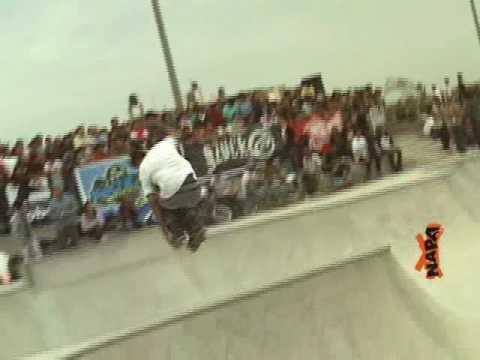 NAPA: El Primer Skate Park  del Norte, en Trujillo