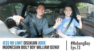 Video Jess No Limit Disukain Jodie Indonesian Idol? Boy William Iseng! - #NebengBoy Eps. 13 MP3, 3GP, MP4, WEBM, AVI, FLV November 2018