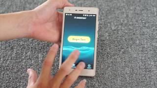 Thử nghiệm tốc độ 4G trên Mobiistar Prime X1