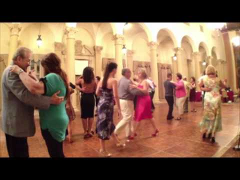 Alma de Tango Biltmore Hotel – Father's Day Milonga 2012