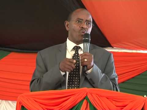 Dr. Jonathan Ciano, Group CEO Uchumi Supermarkets Speech highlights - RAMAC 2014