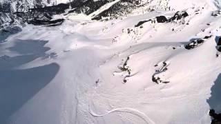 HEXO+ traces Xavier De Le Rue down the lines of Alaska