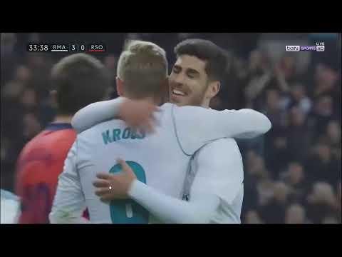 Real Madrid vs Real Sociedad 5-2- All Goals & Extended Highlights- La Liga 10/02/2018 HD