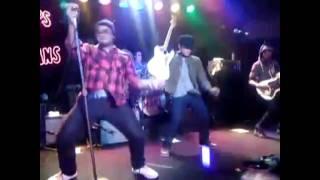 "Bruno Mars ""Hits It"" 74 Times"