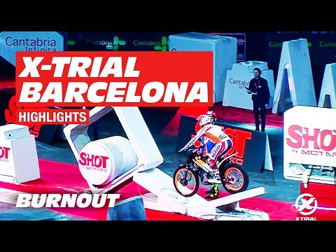 2019 FIM X-Trial World Championship | BARCELONA FINAL | Bou vs Raga | EDGEsport