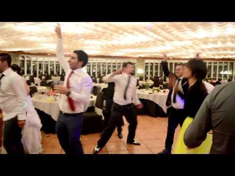 Fiestón con Los Suaves en la boda de Álex y Raquel (Lugo, 31/05/2015)