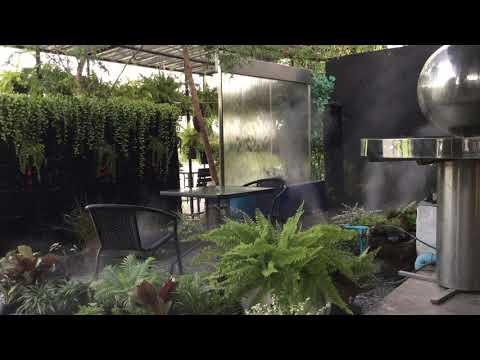 urban garden cold design