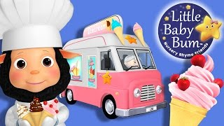 Ice Cream Song | Part 2 | Little Baby Bum | Nursery Rhymes for Babies | Videos For Kids