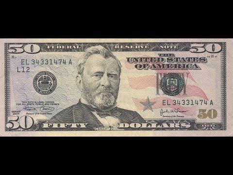 United States Currency - U.S. Federal Reserve Coins and Notes