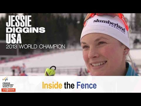 Jessie Diggins - Inside the Fence - FIS Cross-Country