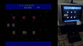 Journey Escape (Atari 2600 Novice/B) by keilbaca