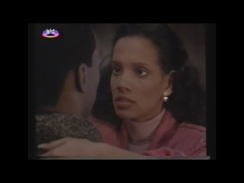 Prince Akeem & Lisa First Kiss (Coming to America, 1988 w/ Eddie Murphy)
