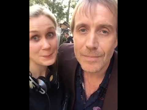 Berlin Station - Rhys Ifans Shooting Season 3 in Budapest 🎥🎬😎🕵️♂️😍❤