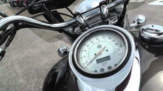 9. 092697   2007 Yamaha V Star 1100
