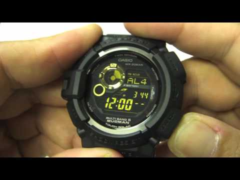 Video review of newly redesigned Mudman GW-9300GB