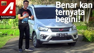 Download Video Wuling Confero S Review & First Drive Test by AutonetMagz MP3 3GP MP4