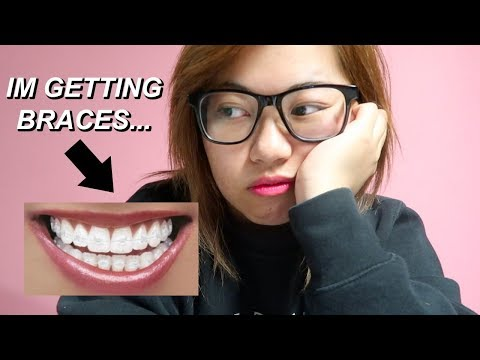 Im Getting BRACES... please please leave me your advice :(