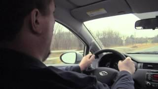 2012 KIA Rio Test Drive Brenengen Auto - Paul