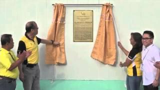 Calabanga Philippines  city photos : Inauguration of Sabang, Calabanga Fishport and Cold Storage Facility 5/5/2016
