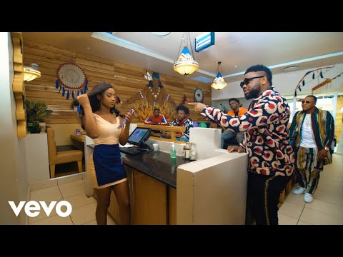 Magnito - Adebayo [Official Video] ft. Gspihrz