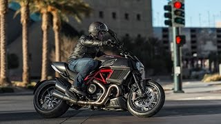 10. 2015 Ducati Diavel Carbon Review