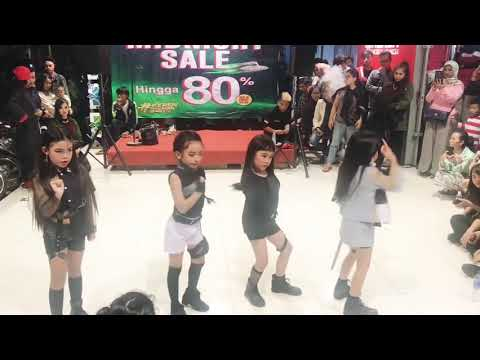 Blackpink Kill This Love Dance cover Performance by Blink Kidz