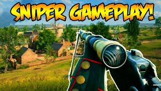 BATTLEFIELD 1 MULTIPLAYER GAMEPLAY - 1 HOUR OF SNIPING GAMEPLAY! (Battlefield 1 Gameplay)